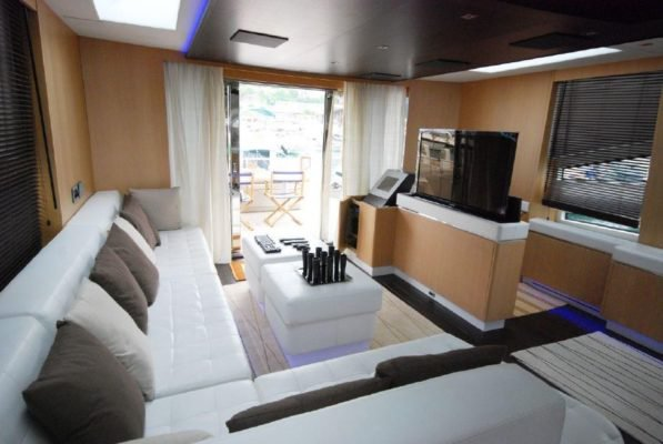 Boat for rent Jaguar 78.61 feet in Cannes,