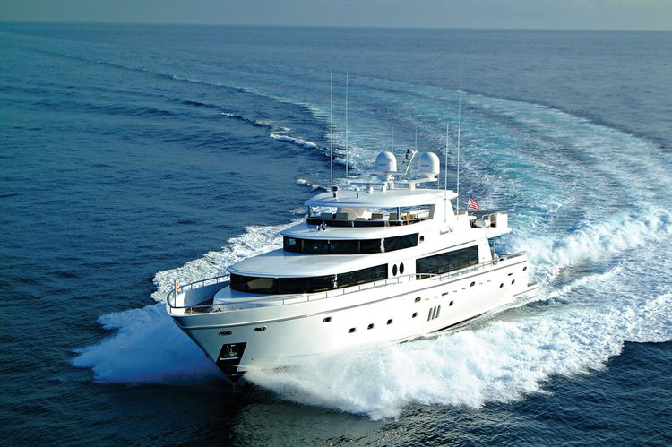 Elegant Mega Yacht