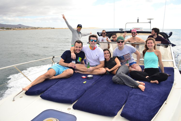 Boat for rent Marine Project 46.0 feet in Maspalomas,