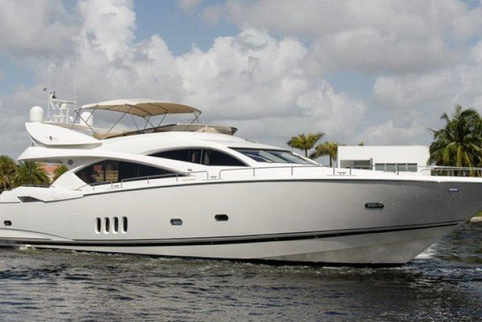 Sleek and Elegant Motor Yacht