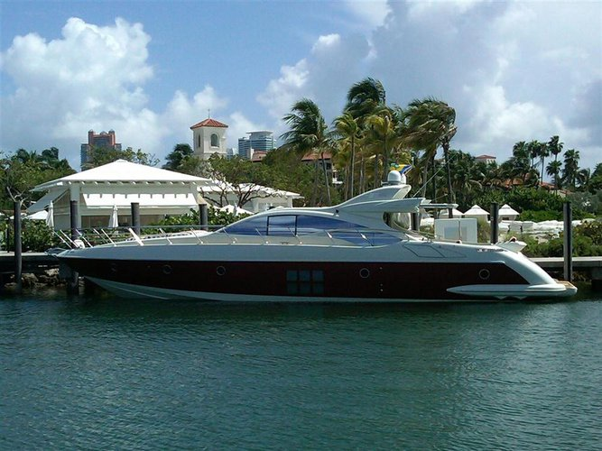 Enjoy beautiful Yatch on miami