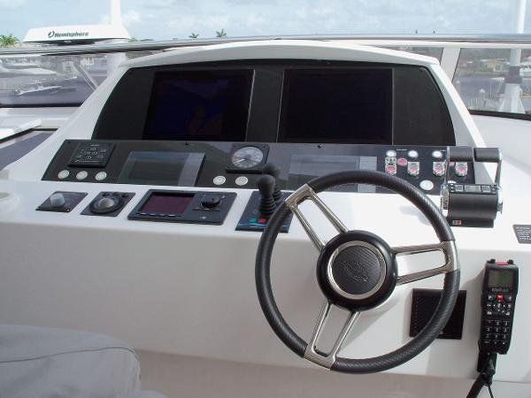 Boating is fun with a Sunseeker in Fort Lauderdale