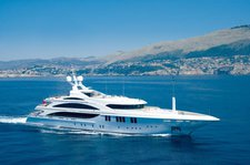 Sail around Monaco in this gorgeous and luxurious Benetti mega yacht