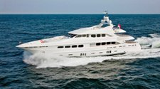 Rent this luxurious superyacht for your West Mediterranean vacation