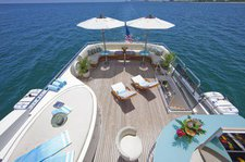 thumbnail-3 Johnson Yachts 103.0 feet, boat for rent in West Palm Beach, FL