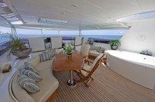 thumbnail-5 Johnson Yachts 103.0 feet, boat for rent in West Palm Beach, FL