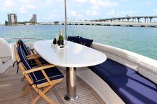 thumbnail-7 Lazzara 70.0 feet, boat for rent in Miami,