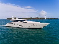 thumbnail-1 Leopard 105.0 feet, boat for rent in Miami, FL