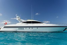 thumbnail-1 Mangusta 92.0 feet, boat for rent in Miami Beach, FL