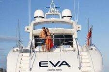 thumbnail-2 Mangusta 92.0 feet, boat for rent in Miami Beach, FL