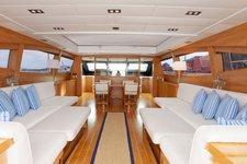 thumbnail-3 Mangusta 92.0 feet, boat for rent in Miami Beach, FL