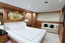 thumbnail-4 Mangusta 92.0 feet, boat for rent in Miami Beach, FL
