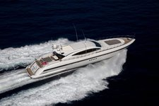 Enjoy the French Riviera on this luxurious Overmarine mega yacht