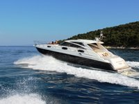 thumbnail-3 Princess 58.0 feet, boat for rent in Split, HR