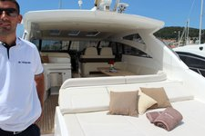 thumbnail-7 Princess 58.0 feet, boat for rent in Split, HR