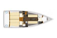 thumbnail-6 Jeanneau 32.0 feet, boat for rent in , FR