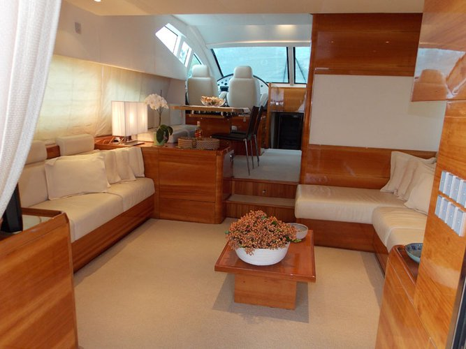 Boat for rent Aicon 64.0 feet in Alimos, Athens, Greece,