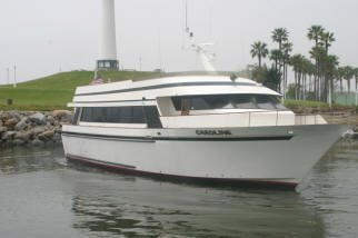 Boat for rent Cusrom 100.0 feet in Long Beach, CA