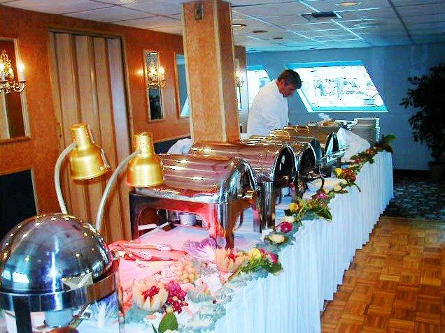 Catamaran boat rental in Boston, MA