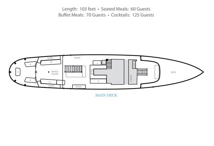 103.0 feet Custom in great shape