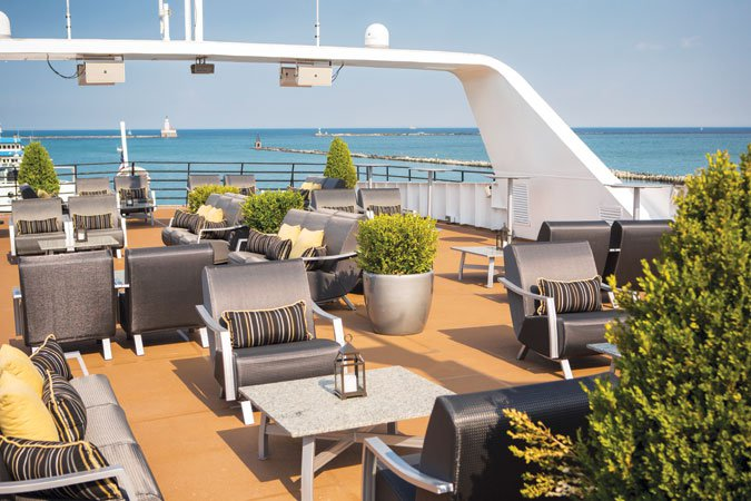 Up to 749 persons can enjoy a ride on this Motor yacht boat