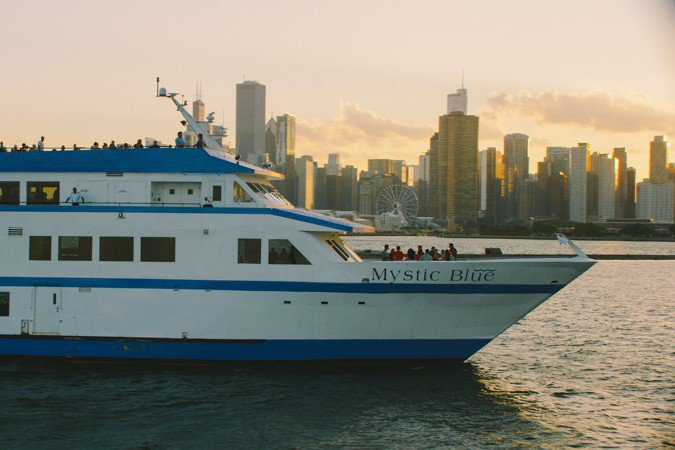 Boat rental in Chicago, IL