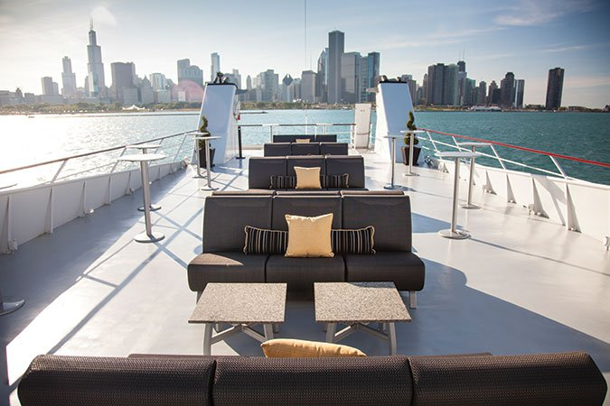Boat rental in Chicago, IL