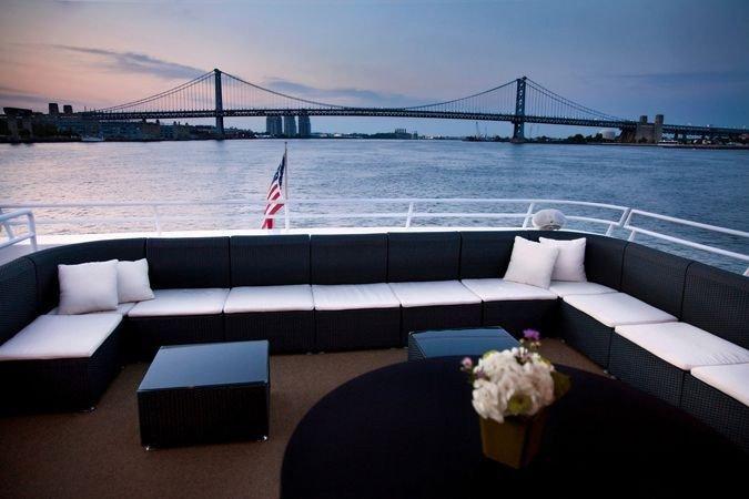 Motor yacht boat rental in Philadelphia, PA