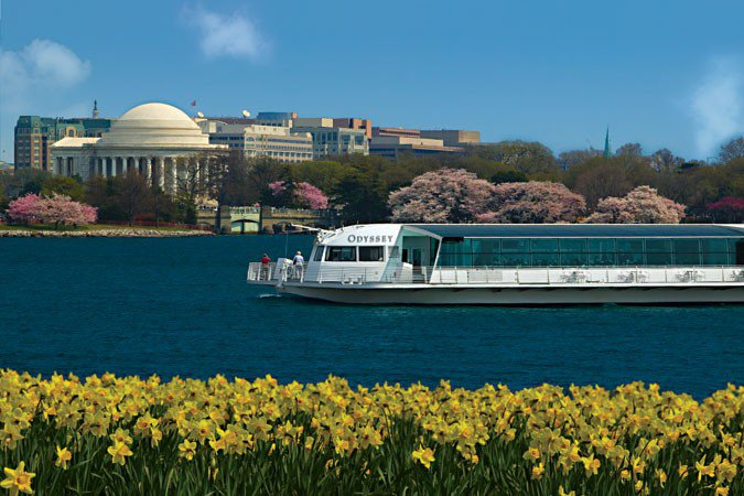 Boating is fun with a Mega yacht in Washington