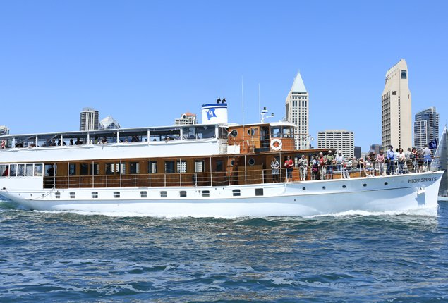 Boat for rent Custom 112.0 feet in San Diego, CA