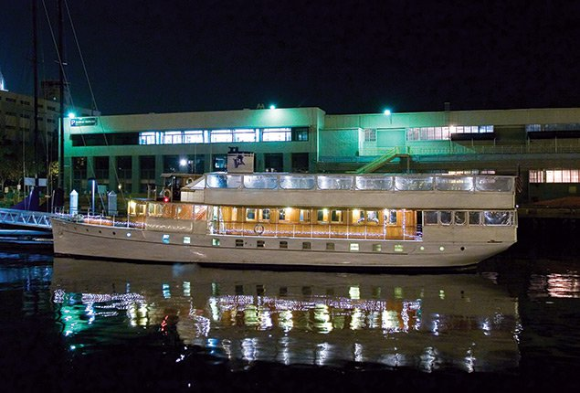 Gatsby New Year S Eve Cruise In San Diego United States 01 01