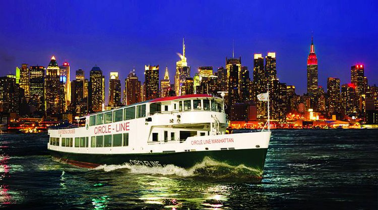 Have fun in New York on board this elegant party vessel