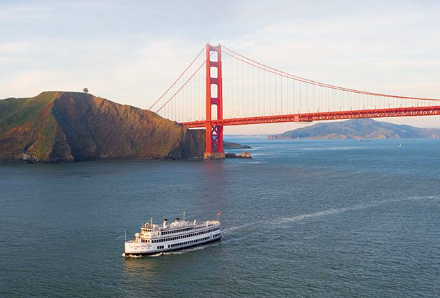 Mega yacht boat for rent in Sf