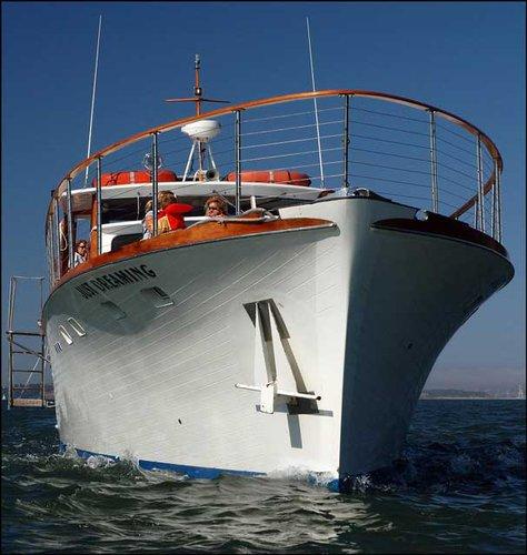 Mega yacht boat for rent in San Francisco