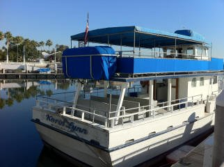 Catamaran boat rental in Long Beach, CA
