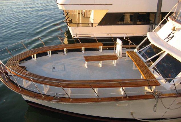 Custom's 65.0 feet in Newport Beach