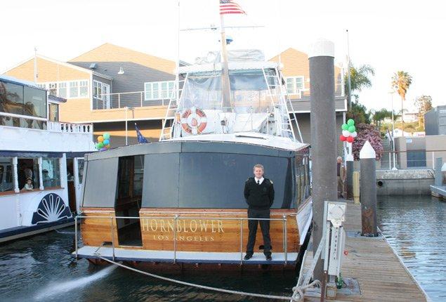 Convertible boat rental in Newport Beach, CA