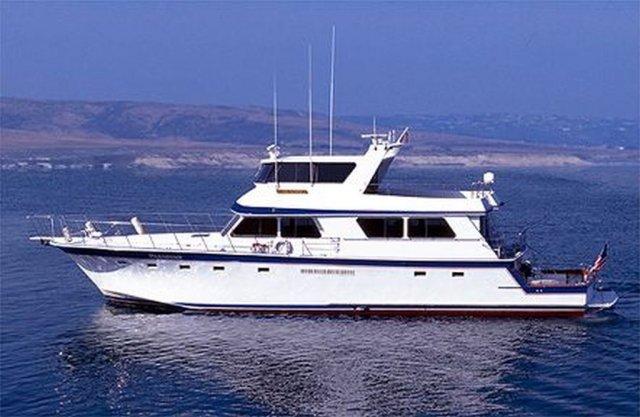Cruise Newport Beach onboard 85' motor yacht