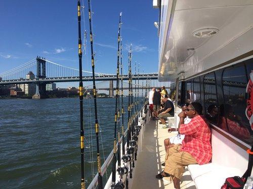 Motor yacht boat rental in New York Skyport Marina, NY