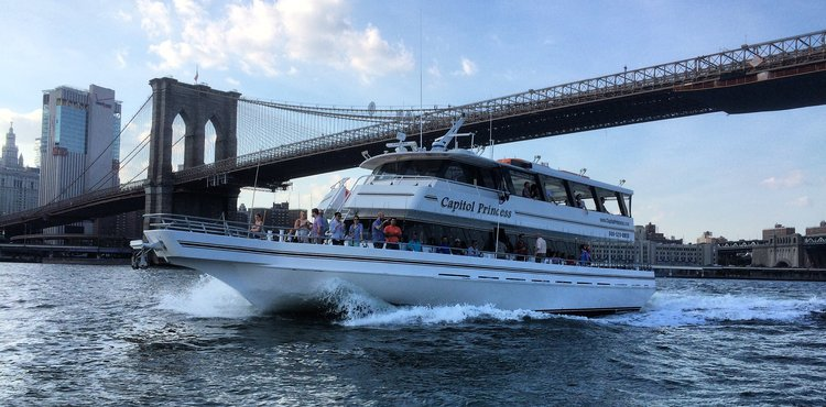Rent A Custom Custom 120 39 Motorboat In New York Ny On Sailo
