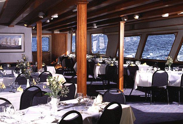 Mega yacht boat rental in Sf, CA