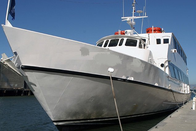 Rent A Custom Custom 98 39 Motorboat In Sf Ca On Sailo