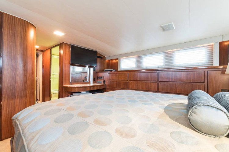 Motor yacht boat for rent in North Myrtle Beach