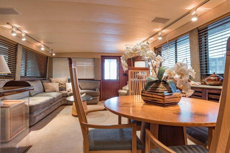 Motor yacht boat rental in Barefoot Landing, SC