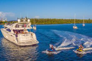 Charters in Miami and The Bahamas Islands