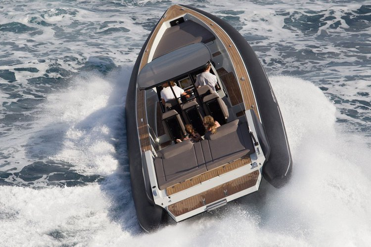 Boating is fun with a Rigid inflatable in Athens