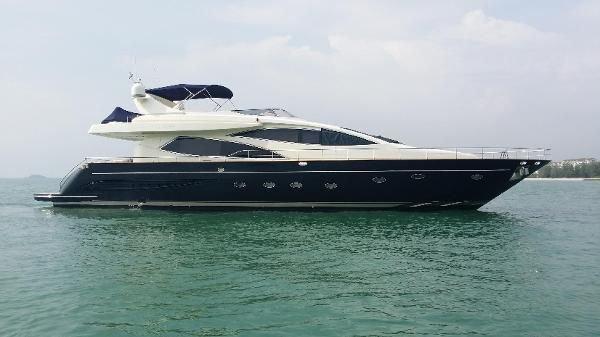 Luxury Riva Yacht