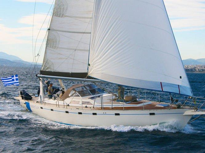 55.0 feet Atlantic 55 in great shape