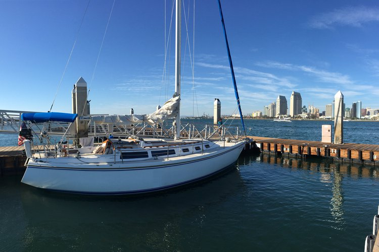 Sloop boat for rent in San Diego