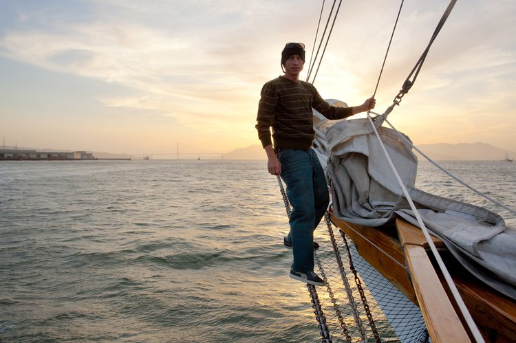 Boating is fun with a Schooner in San Francisco